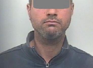 """Arrestato """"Bufalone"""" latitante da maggio 2013 si nascondeva sul Gargano"""