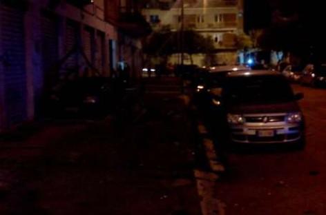 In via Grieco a Foggia scoppia una bomba