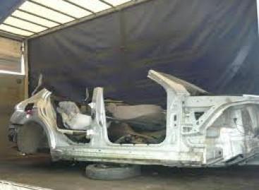 Cerignola fermato riciclaggio auto rubate