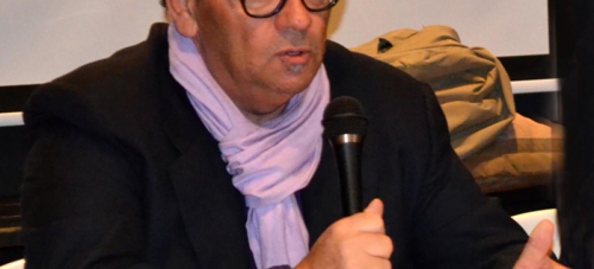 San Severo, Dino Marino riceve una busta con proiettile