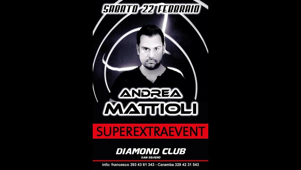 22 Febbraio al Diamond Club a San Severo