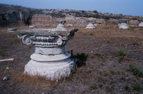 """Pinuccio va a Ordona, """"c'era prima l' eolico o la zona archeologica?"""" : VIDEO"""