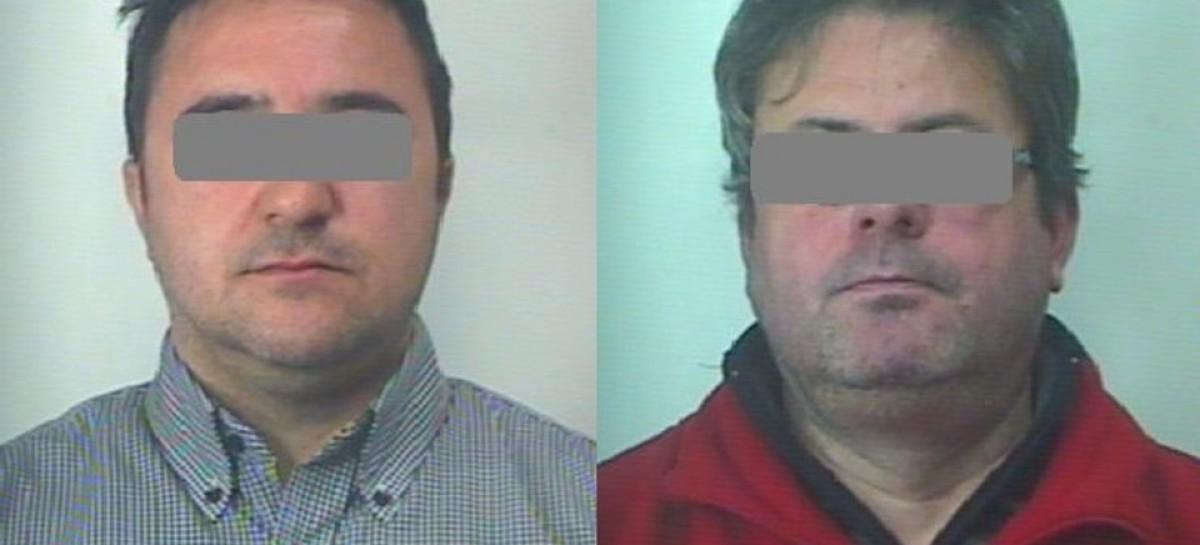Antonio Menna e Giuseppe Ciocca di Castelnuovo della Daunia arrestati per omicidio