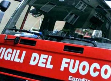 """Foggia, incendiata la """"cicchetteria"""" di piazza Goppinghen: matrice dolosa"""