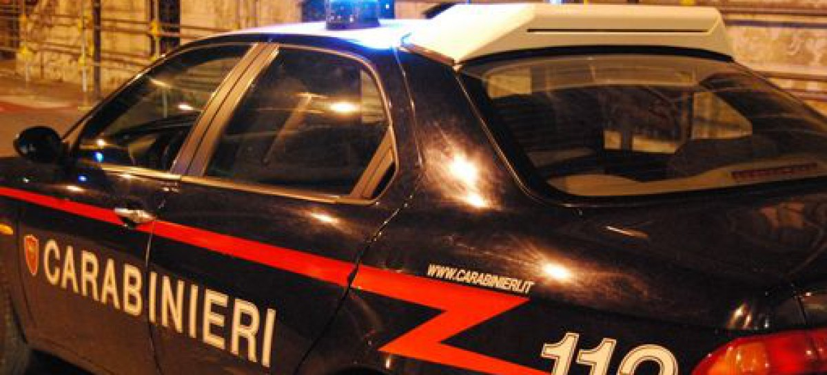 Lucera, 19enne prende a morsi un carabiniere