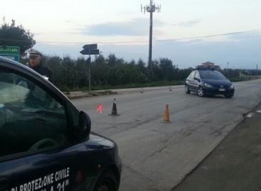 Carapelle – Orta Nova, incidente mortale sulla provinciale