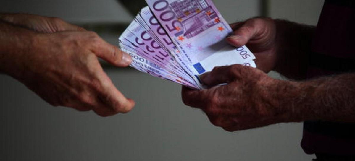 Casalvecchio di Puglia, prestava denaro a imprenditori con tassi da usuraio