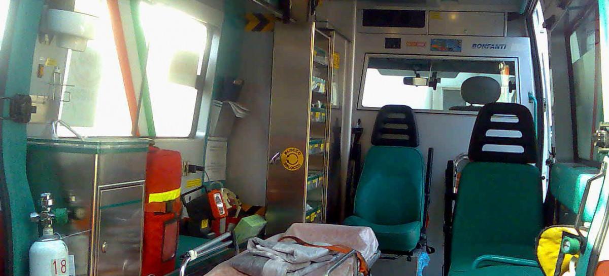 Cerignola, grave incidente stradale: MUORE 23 ENNE