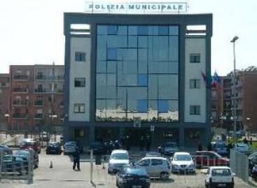 Foggia news, busta sospetta ricevuta al comando della polizia Municipale