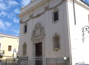 Foggia, giorno 25 Aprile riapre la Chiesa del Purgatorio