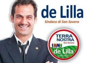 San Severo, Michele De Lilla, candidato Sindaco, ha dichiarato di rinunciare all' indennità di sindaco
