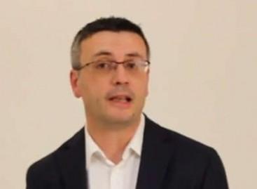 Foggia, Vincenzo Rizzi il candidato sindaco del M5S