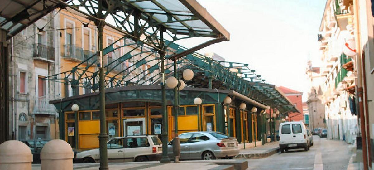 Foggia, lavori di riqualificazione per Piazza Mercato
