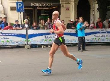 San Marco in Lamis, Michele Perta vince alla maratona di Praga
