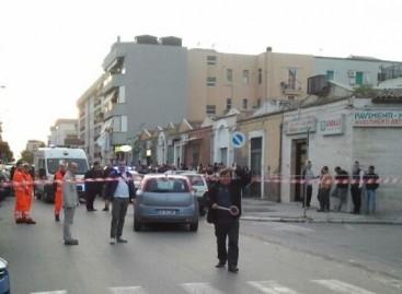 Foggia, omicidio in Via lucera