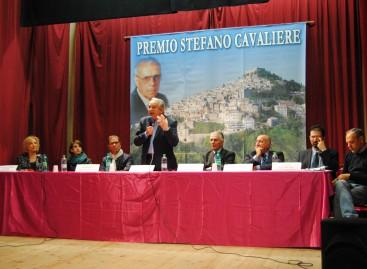 Sant' Agata di Puglia, premio Stefano Cavaliere 2014