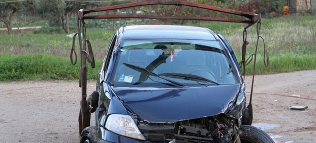 Serracapriola, incidente stradale 5 feriti e neonata in gravissime condizioni