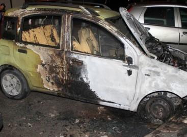 San Giovanni Rotondo, incendiate 5 auto in una sola notte