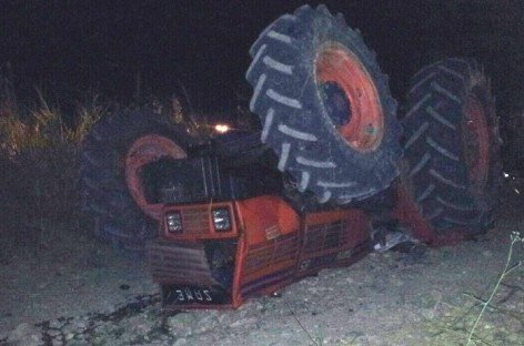 Casalnuovo Monterotaro, si ribalta col trattore e muore Antonio Cipollone