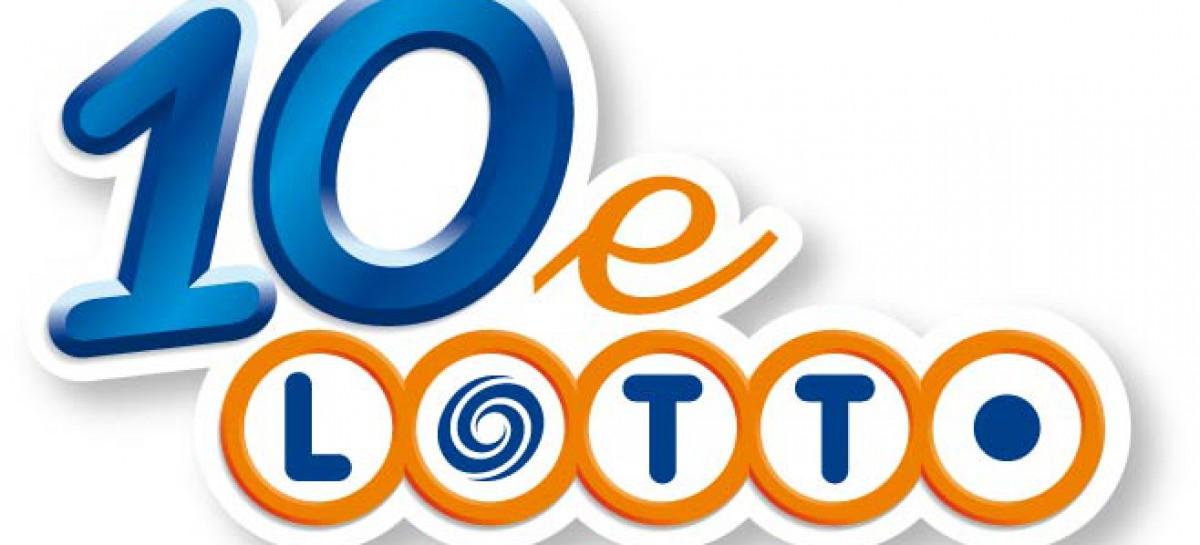 Mattinata, vinti 53 mila euro grazie al 10eLotto