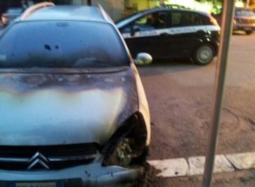 Foggia, atto intimidatorio nei confronti di un Vigile Urbano, incendiata auto