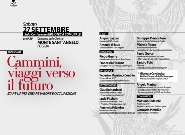 Monte S.Angelo, il Festival Francigena Collective Project