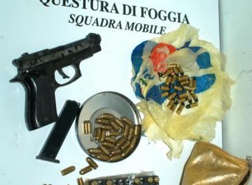 Foggia, esperte mani trasformano pistola giocattolo in arma perfetta