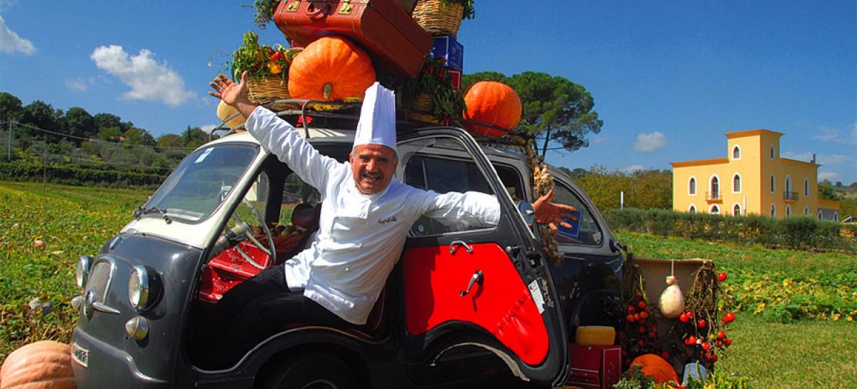 """ORSARA DI PUGLIA, Peppe Zullo e """"L'orto dei Miracoli"""" verso Expo 2015"""