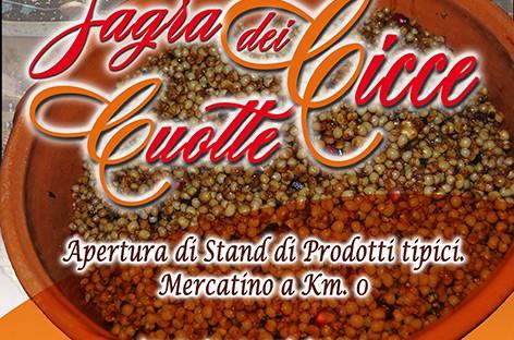 Sant'Agata di Puglia, La Sagra dei Ciccecuòtte