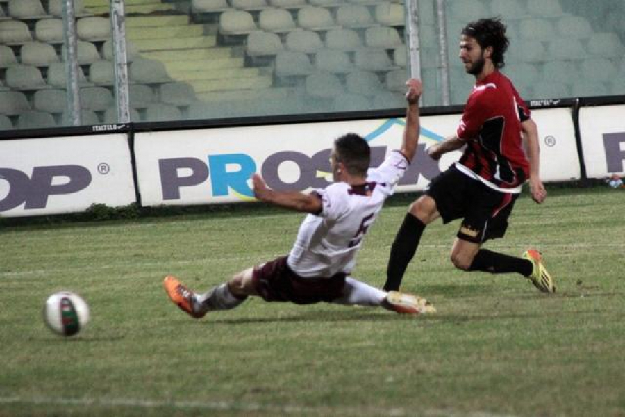 Foggia Calcio – Salernitana, 1 a 1