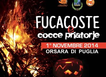 Orsara di Puglia, Fiamme e zucche nella grande notte di Orsara