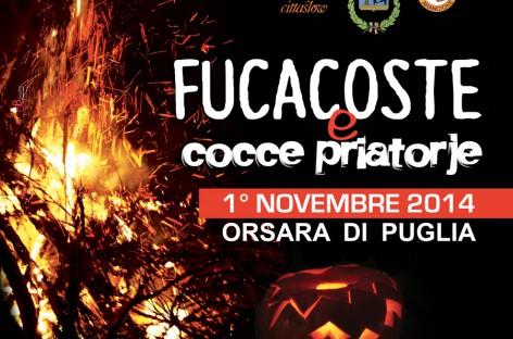 Orsara di Puglia, 100 falò e 1000 zucche al rintocco della campana