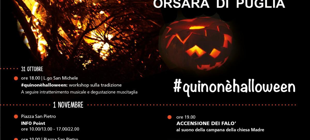 Orsara di Puglia, paese in fiamme al rintocco della campana