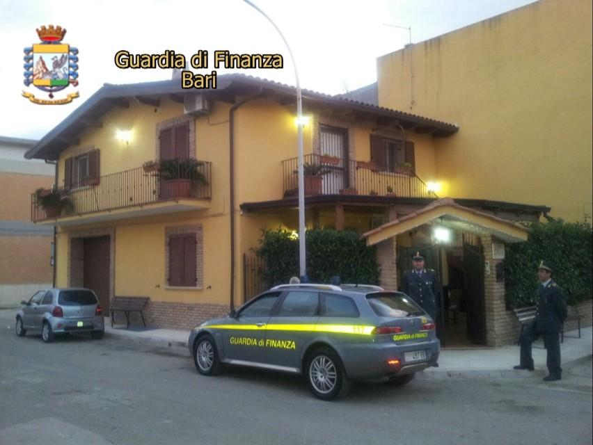 Operazione Pecunia, 10 arresti e 4 ai domiciliari tra Stornara e Cerignola