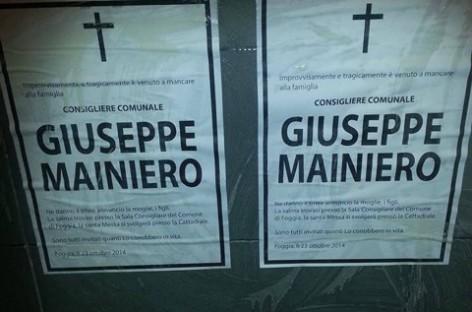 Minacce di morte a Maniero e Lombardi