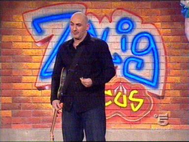 Foggia, 24 Ottobre al Teatro del Fuoco c'è Sergio Sgrilli