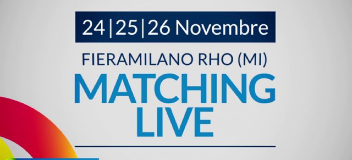 Matching, un evento importante per l'imprenditoria pugliese
