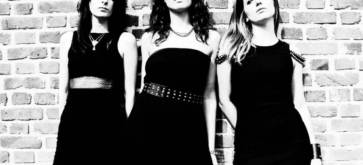 Il primo video di Giovanna Caccavelli insieme alle Psychords