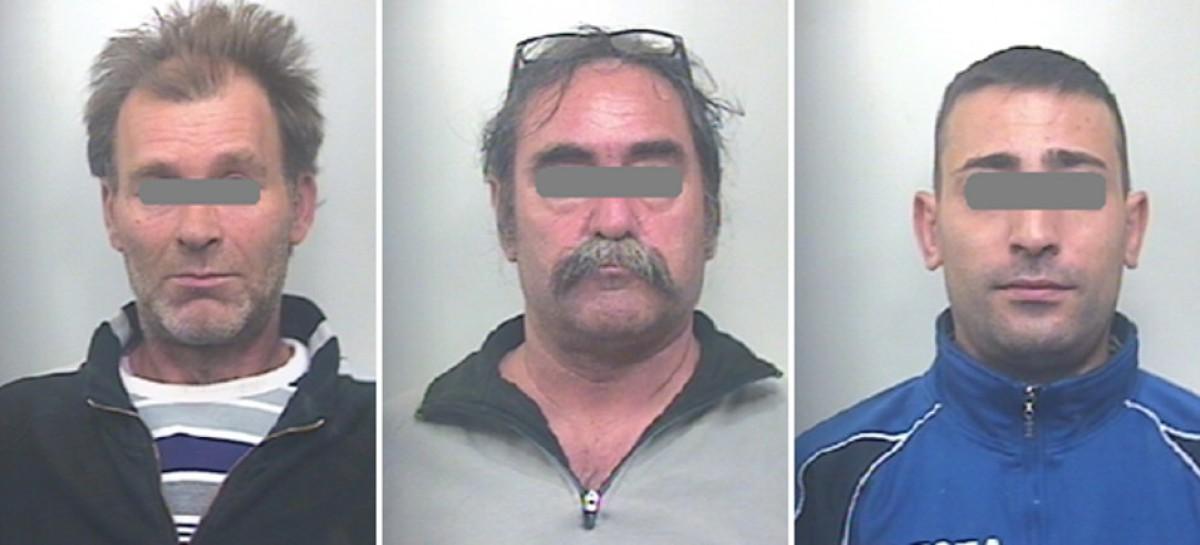 San Severo, tre arresti per droga, blitz da oltre 300 mila euro