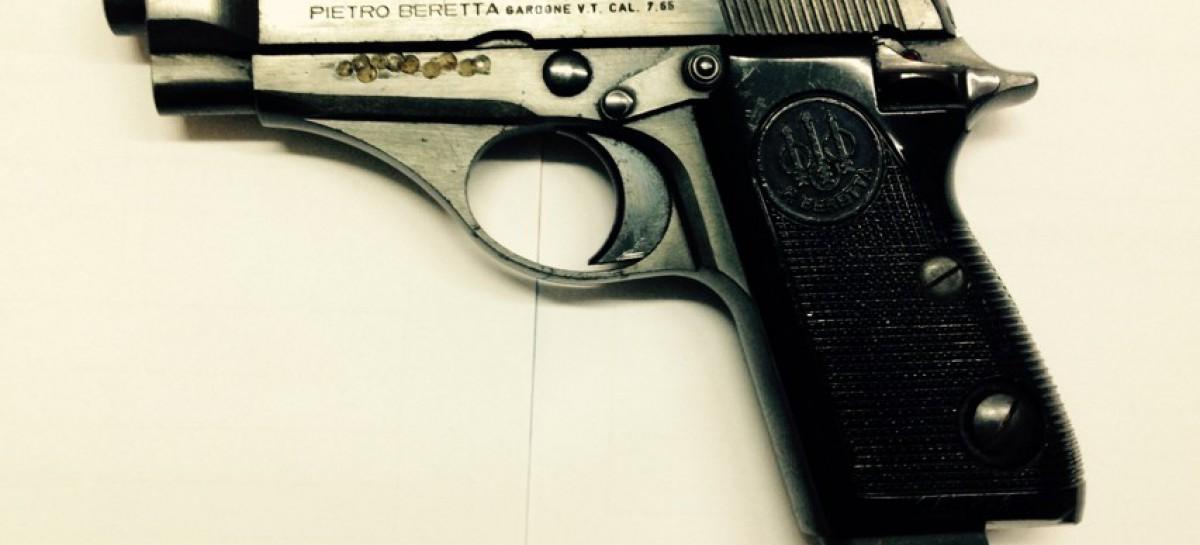 Rodi Garganico, porto abusivo di arma clandestina e ricettazione, arrestato 19enne