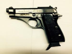 arresto rignano garganico arma matricola abrasa