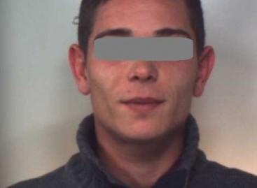 Lucera, nascondeva 110 grammi di marijuana, arrestato Daniele Furio