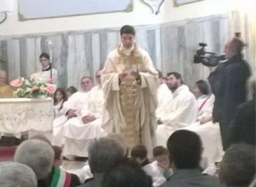 Casalnuovo Monterotato, Don Danilo Zoila il nuovo Pastore
