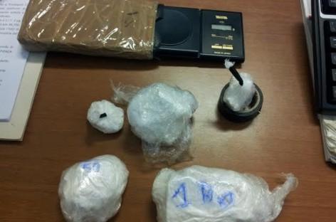 Cerignola, trovato in possesso di 230 grammi di cocaina