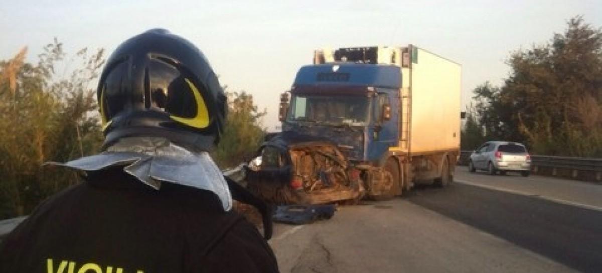 Incidente stradale sulla SS 141, muore 45enne