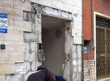 San Severo, esplode bomba in Viale Due Giugno
