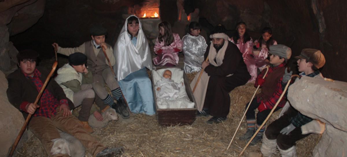 Natale a Orsara tra musica, teatro e presepe vivente