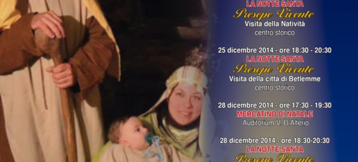 Alberona, il Presepe Vivente più grande della Capitanata