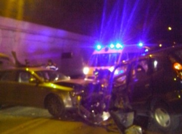 Mattinata, terribile incidente stradale, 5 feriti di cui 3 con codice rosso
