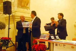 Sindaco Tommaso Lecce premio matera